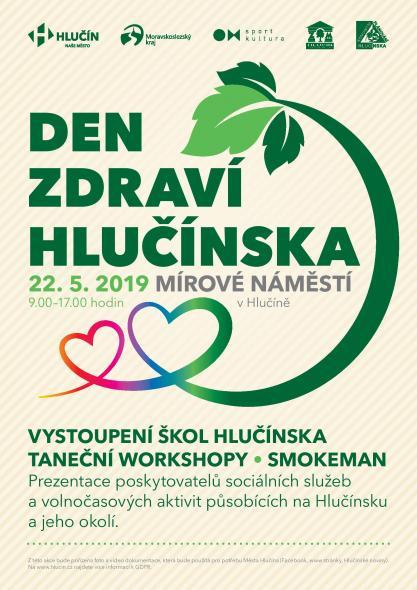Den zdraví Hlučínska 2019