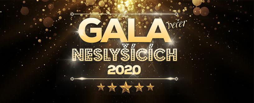 Galavečer Neslyšících 2020