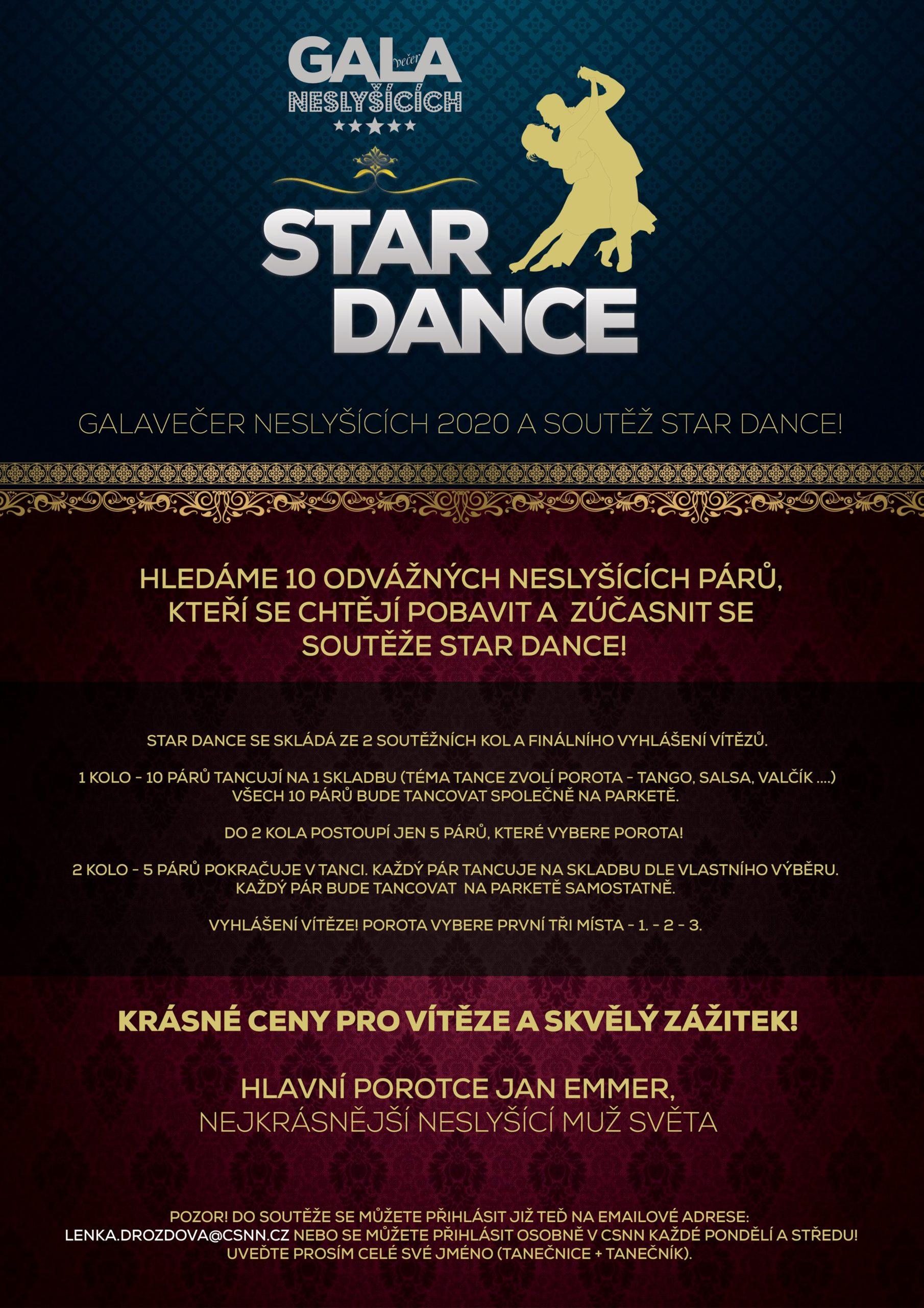 Soutěž Star Dance