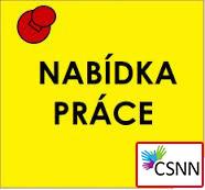 Nabídka práce v CSNN