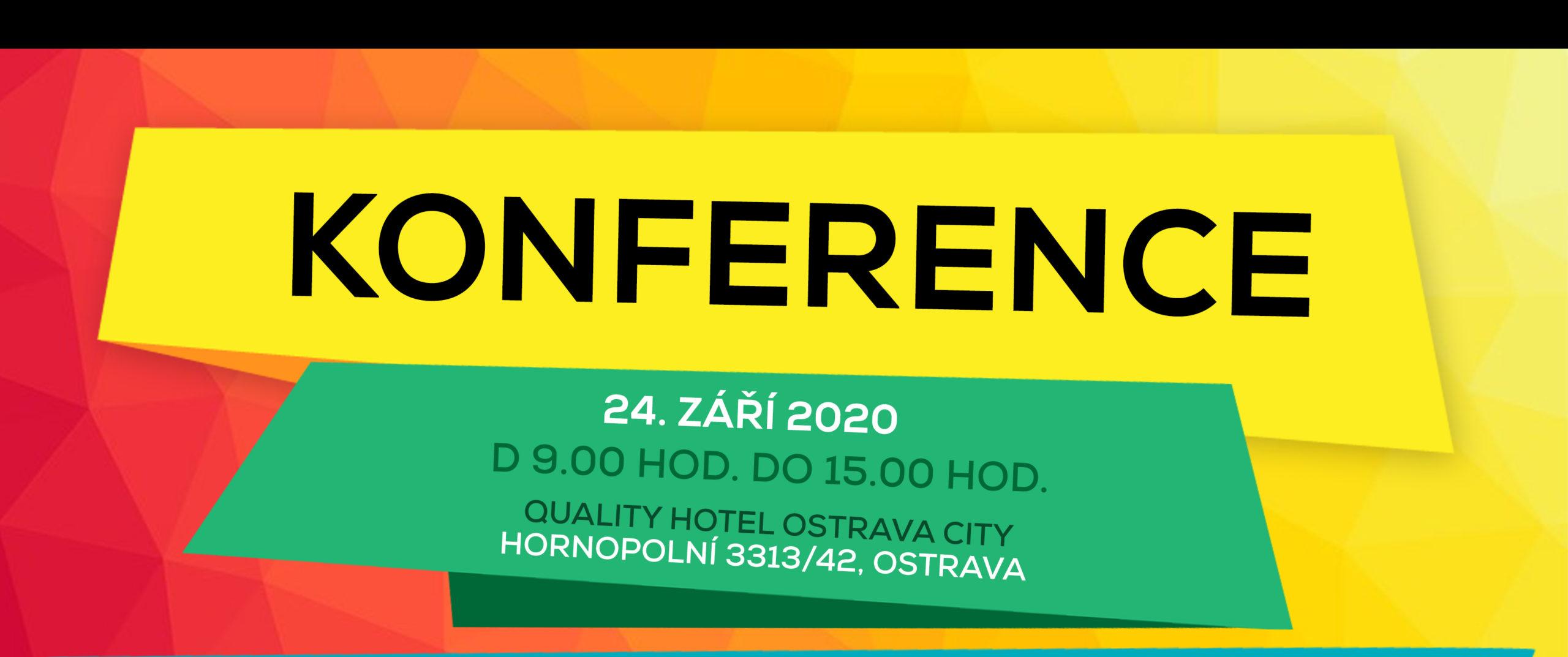 Pozvání na konferenci v ČZJ