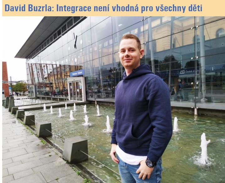 David Buzrla – rozhovor
