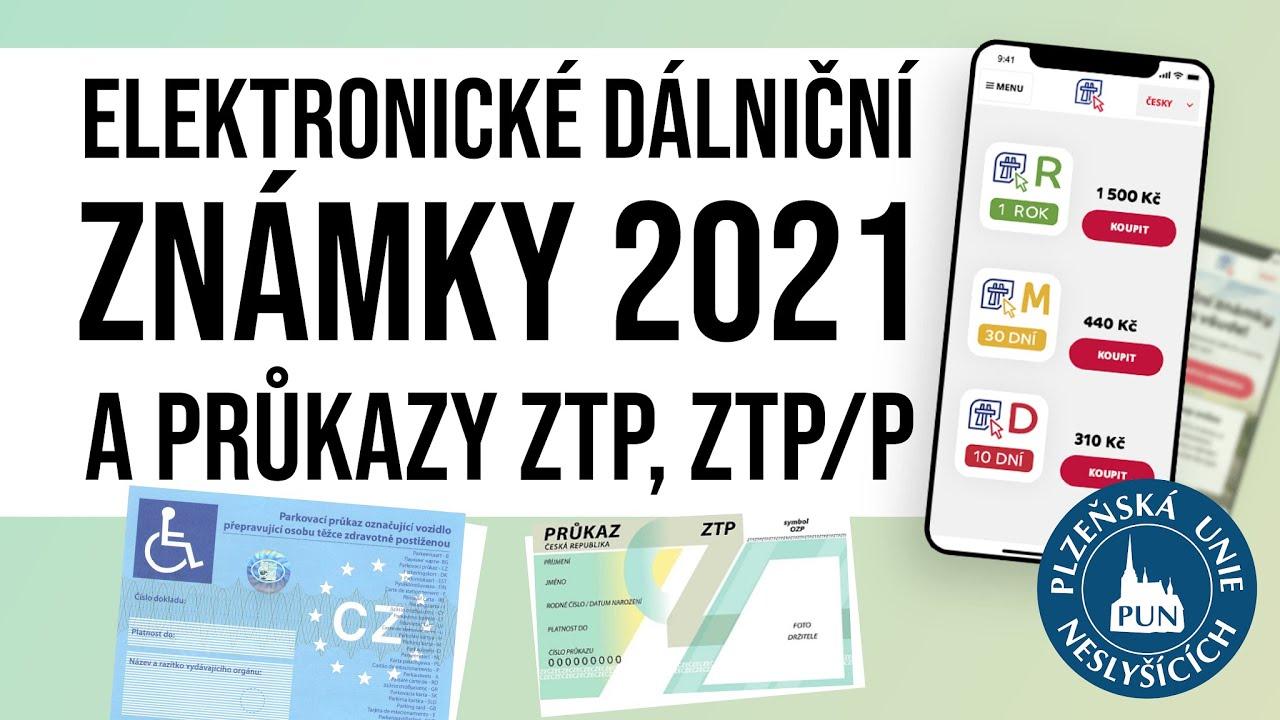 Elektronické dálniční známky