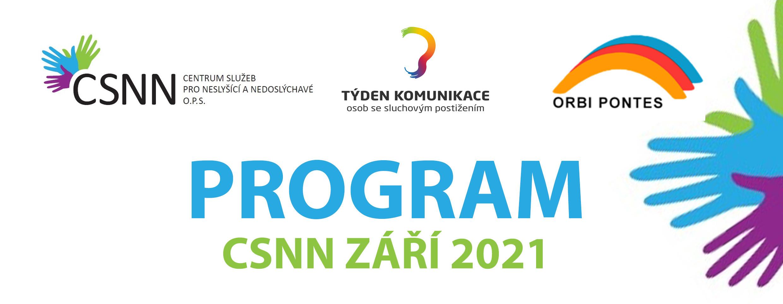 Program září 2021